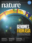 The GenomeAsia 100K Project enables genetic discoveries across Asia